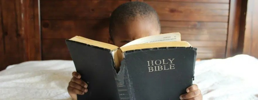 How to Instill in Kids a Love for God's Word
