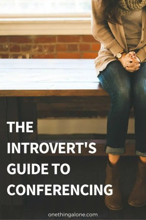 The Introvert's Guide to Conferencing