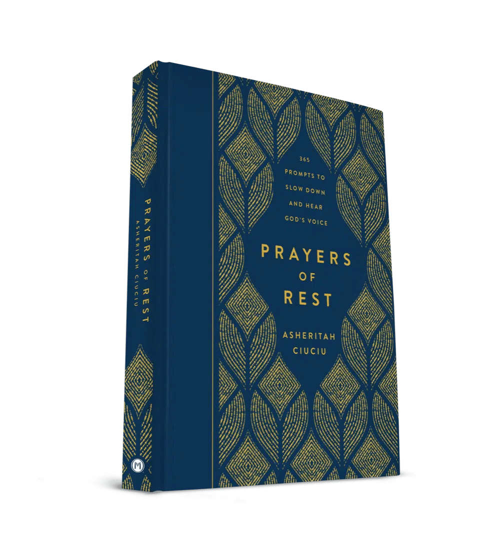 Prayers of REST Book Cover
