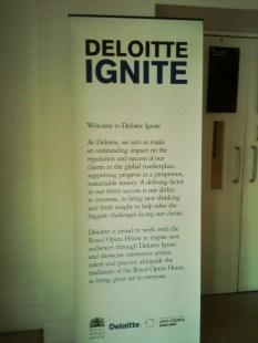 Deloitte Ignite Royal Opera House 6