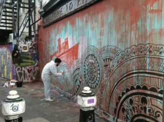 art worker graffiti 1