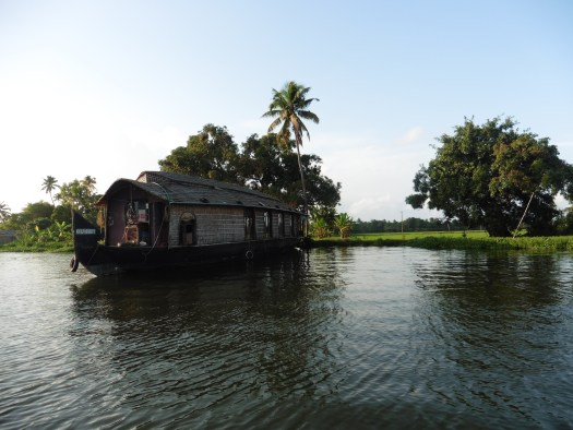 Alleppey was pretty nice once I got over the trauma of the journey there