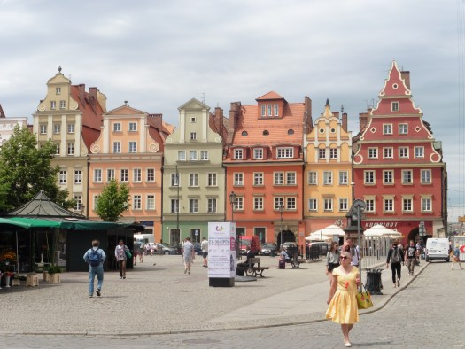 Wroclaw Old Town Square
