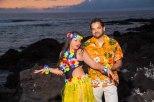 Tropical Beach Anniversary Lookbook