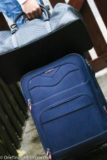 Carry-on Baggage from Zara