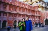 Pink Palace, Jaipur, India (2000)