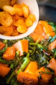 Pui, Prawn & Pumpkins: Pleasant Bengali Food Medley