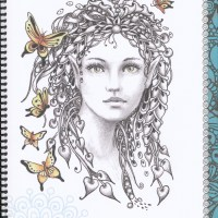 Zentangle Portrait
