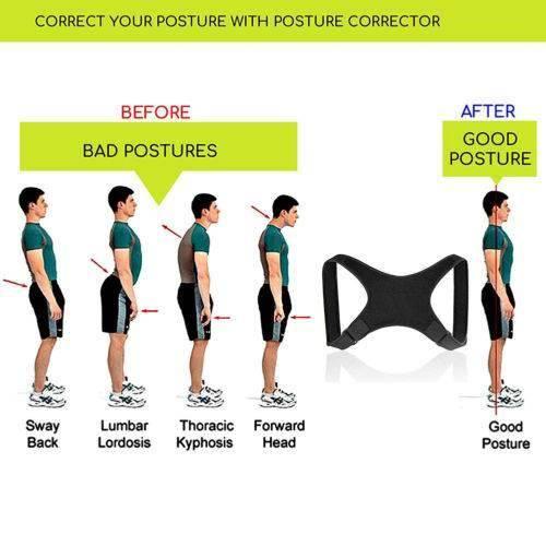 Elastic Posture Corrector