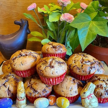 This image has an empty alt attribute; its file name is 7-Easter-Muffins-2.jpg