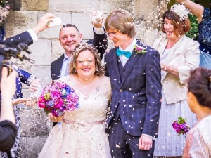 One True Love - Documentary Wedding Photography - Veronica & Duncan - The Hospitium York