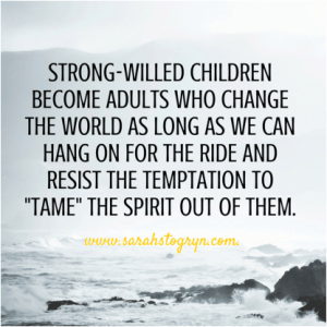 Credit given to http://www.sarahstogryn.com/blog/raising-our-wild-child