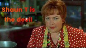 Shaun T is the Devil