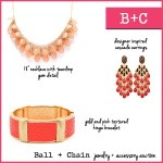[Giveaway] Ball + Chain Jewelry – CLOSED