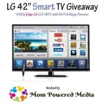 Bloggers Wanted – LG Smart Magic Bigscreen Event