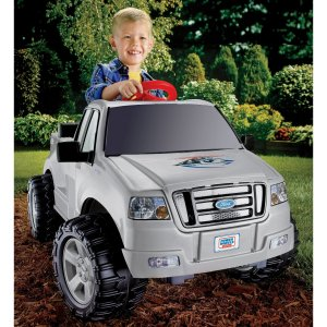 Free Bloggers Event – Power Wheels Ford F150 Ride-on Toy Giveaway