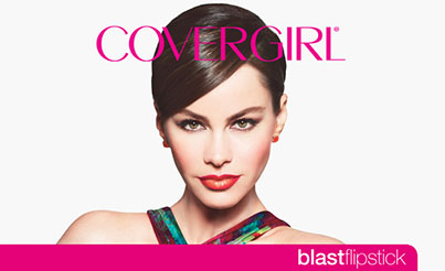 CoverGirl BlastFlipStick BzzAgent Review
