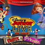 Disney Junior Live: Pirate and Princess Adventure | UsFamilyGuide.com #Review