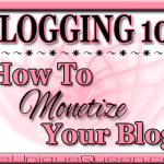 How To Monetize Your Blog?