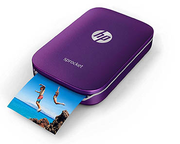 HP Sprocket Portable Photo Printer Giveaway