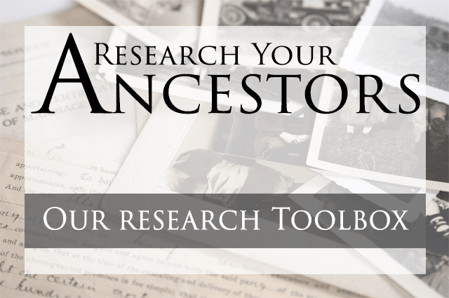 ResearchYourAncestors