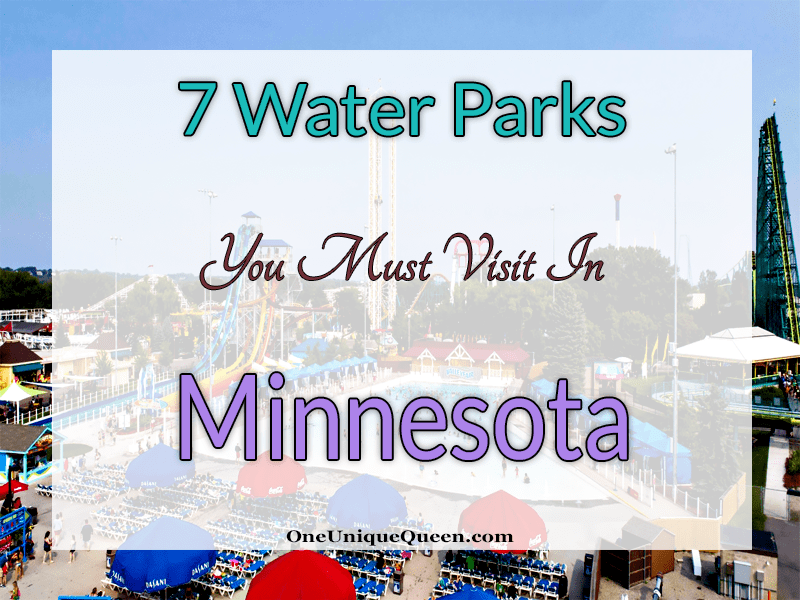 7 Water Parks You Must Visit in Minnesota