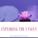 Exploring the Unseen