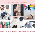 What's Your Wardrobe Worth?