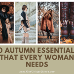 10 Autumn Essentials That Every Woman Needs
