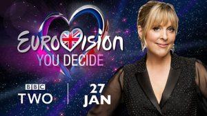 UK - Eurovision, you decide @ Eventim Hammersmith Apollo