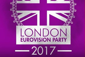 London Eurovision Party 2017 @ Cafe de Paris