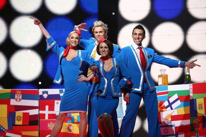 Scooch at Eurovision 2007