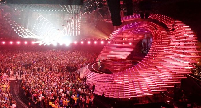 Eurovision stage 2015