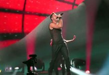 Imri Ziv feels alive at Eurovision 2017