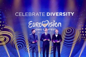 Eurovision hosts 2017
