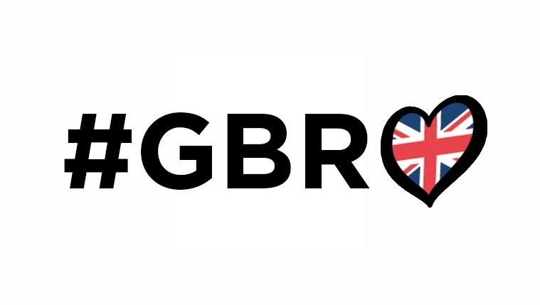 Hashtag GBR