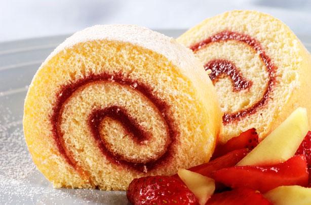 Swiss cake