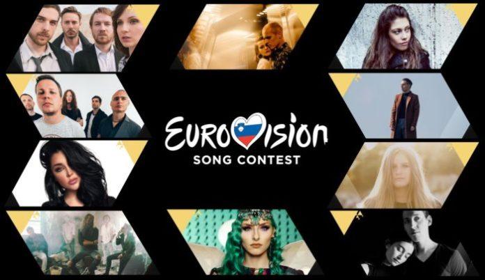 EMA 2019 contestants