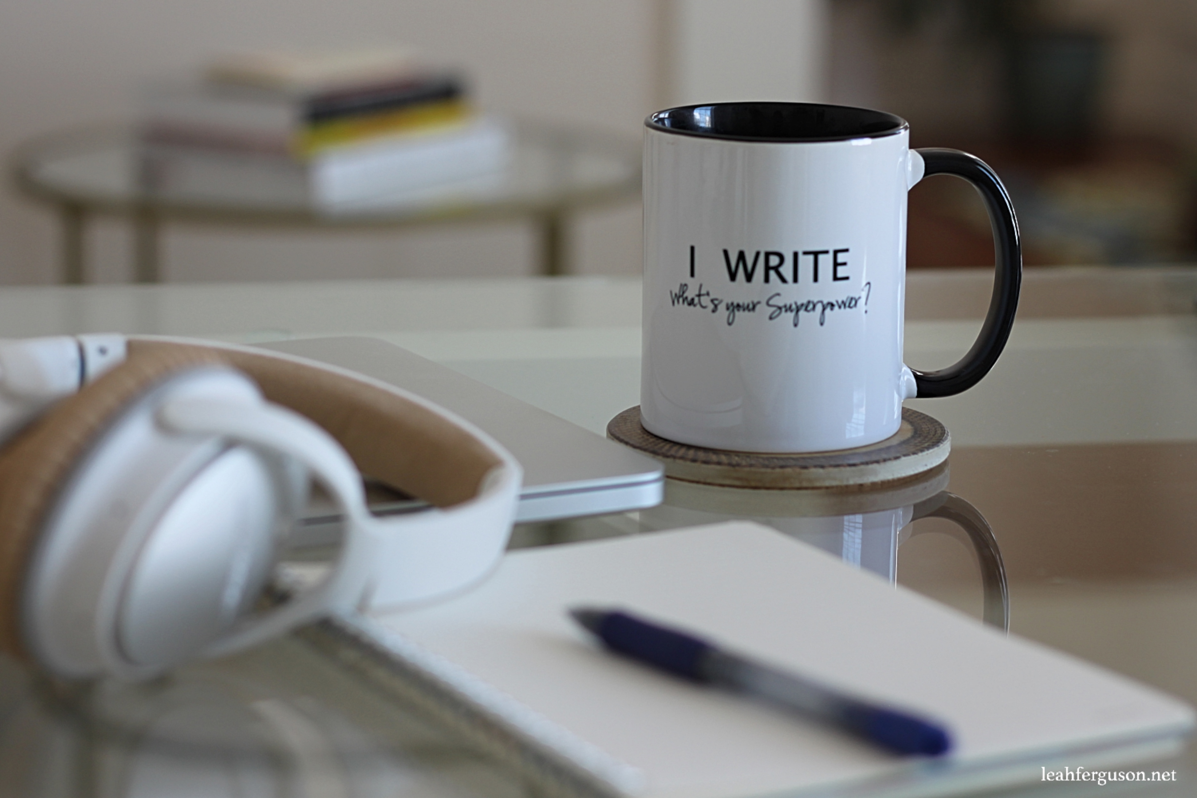 Because the Best Writers are the Ones Who Stopped Thinking