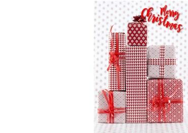 Spotty presents