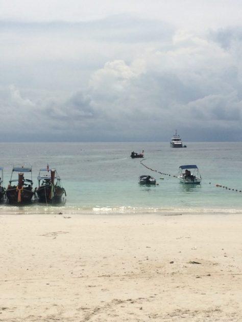 Koh Lipe Pattaya Beach, Longboat