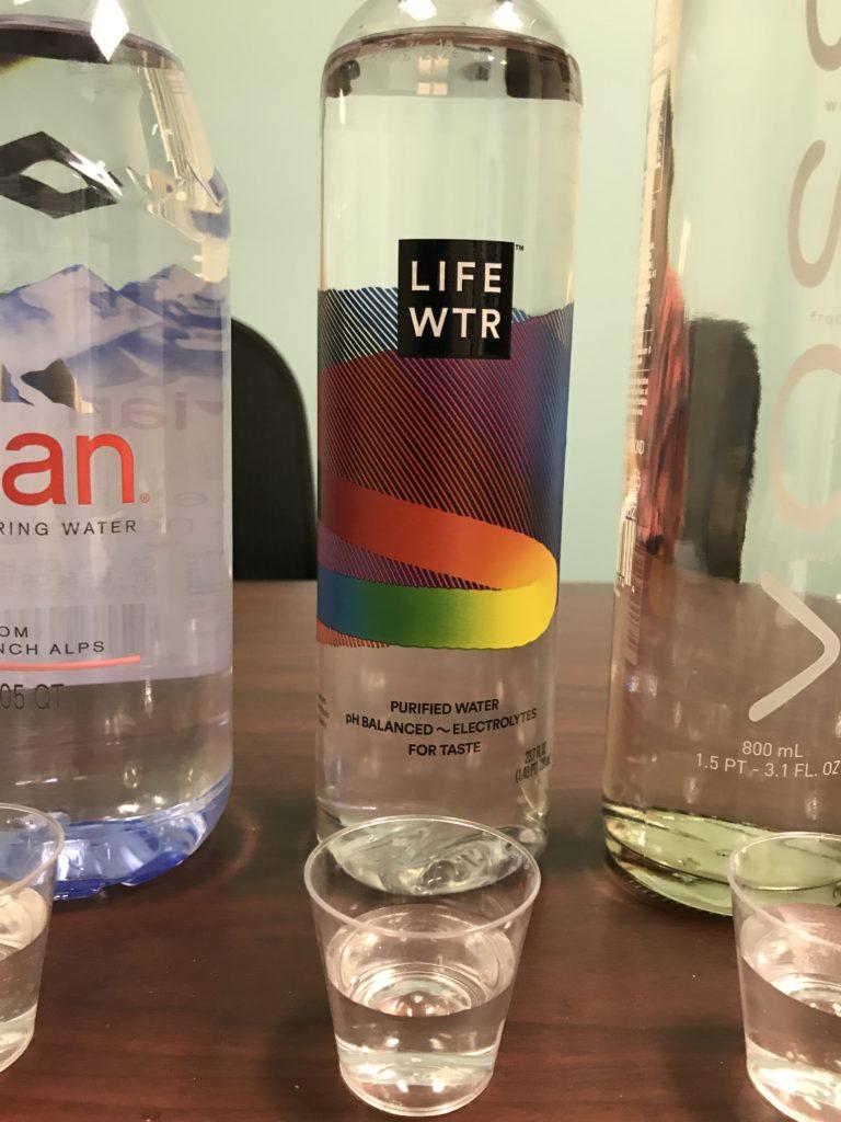 Nestle Pure Life Water Ph