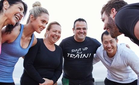 Corporate Wellbeing Team Building