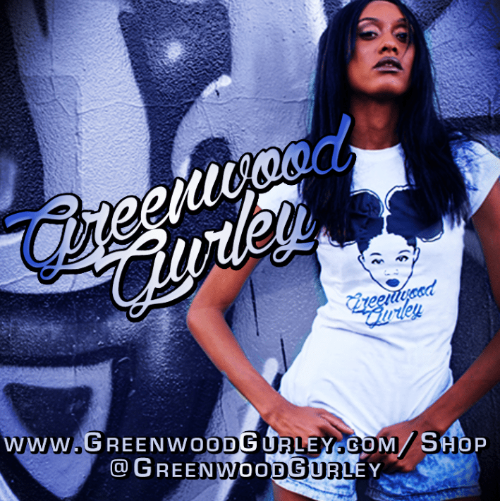 Greenwood Gurley  Model Alexis Brown
