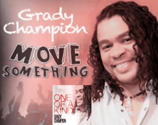 Grady Champion's 'One Of A Kind' CD Released This September.