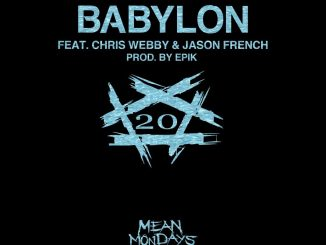 R-mean Babylon Chris Webby and Jason French