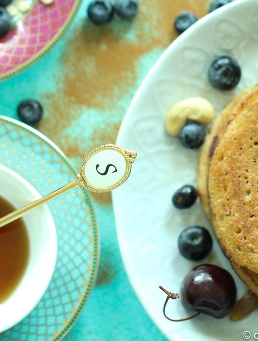 Jackfruit Pancakes