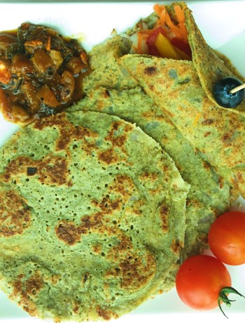 Moong Bean Pancake
