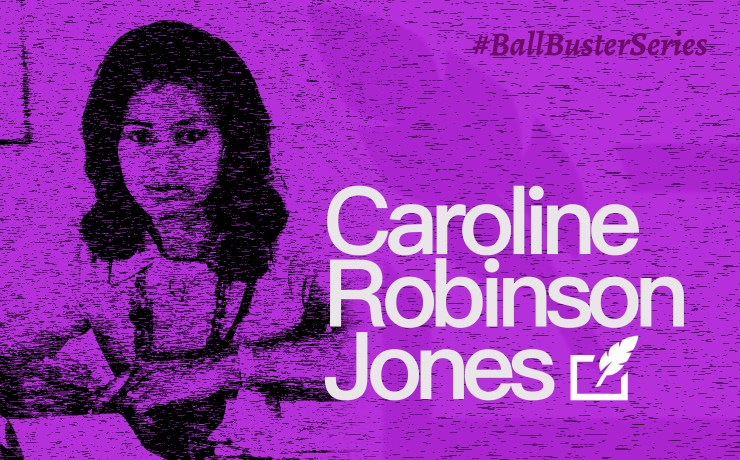 Caroline R. Jones