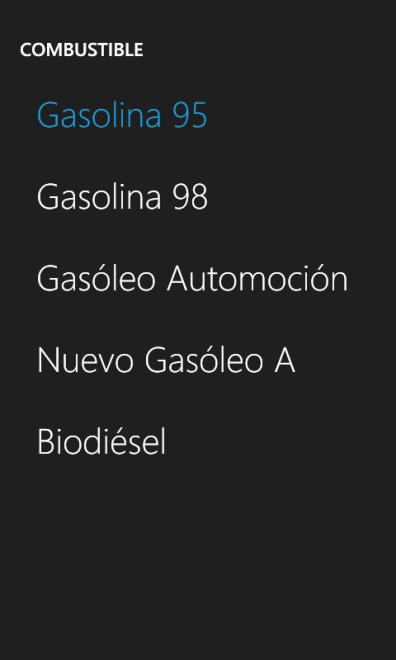 Gasolineras baratas imagen 3